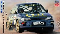 スバル インプレッサ 1993年 RAC ラリー