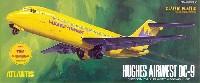 ヒューズ エアウエスト DC-9