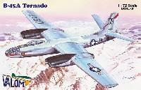 バロムモデル1/72 エアクラフト プラモデルノースアメリカン B-45A トーネード 戦術爆撃機