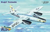 バロムモデル1/72 エアクラフト プラモデルノースアメリカン B-45C トーネード 戦術爆撃機