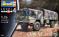 レベル1/35 ミリタリーLKW 5t トラック