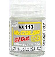 スーパークリアー 3 UVカット (つや消し)