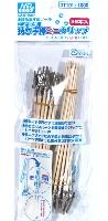 GSIクレオスGツールMr.ネコの手 持ち手棒 ミニクリップ (36本入り)