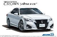 アオシマ1/24 ザ・モデルカートヨタ GRS214/AWS210 クラウン アスリート '15