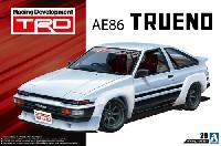 アオシマ1/24 ザ・チューンドカーTRD AE86 トレノ N2仕様 '85 (トヨタ)