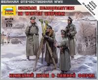 ドイツ 軍司令部 冬季服