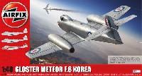 エアフィックス1/48 ミリタリーエアクラフトグロスター ミーティア F.8 朝鮮戦争