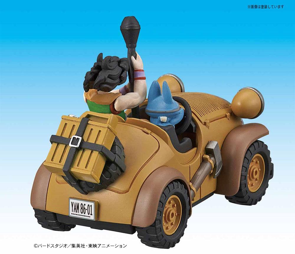 ヤムチャのマイティマウス号プラモデル(バンダイメカコレクション ドラゴンボールNo.005)商品画像_3