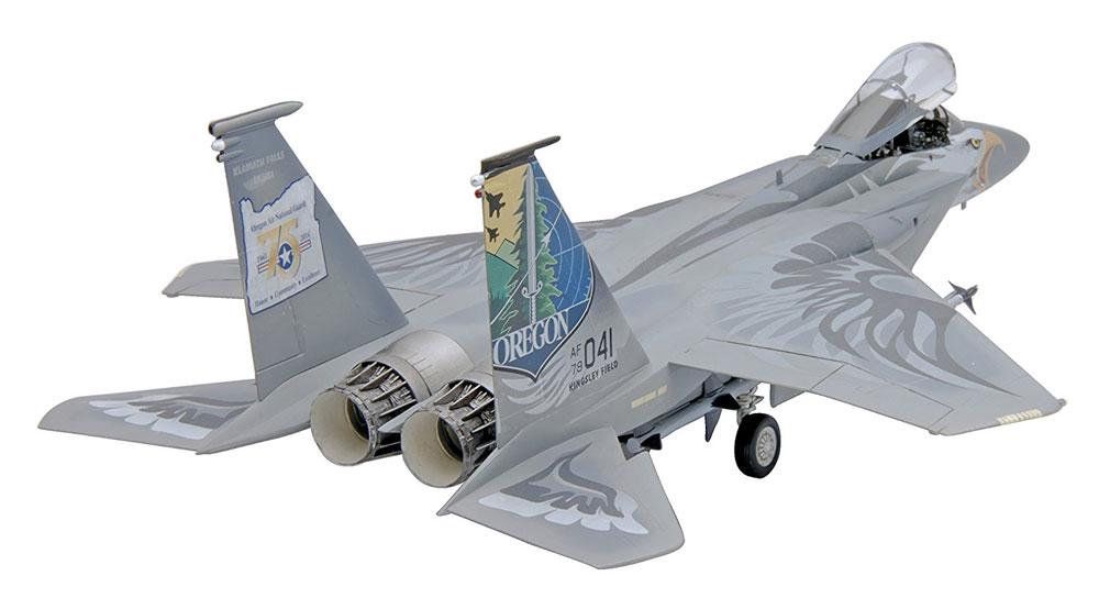 F-15C イーグルプラモデル(レベル1/48 飛行機モデルNo.85-5870)商品画像_1