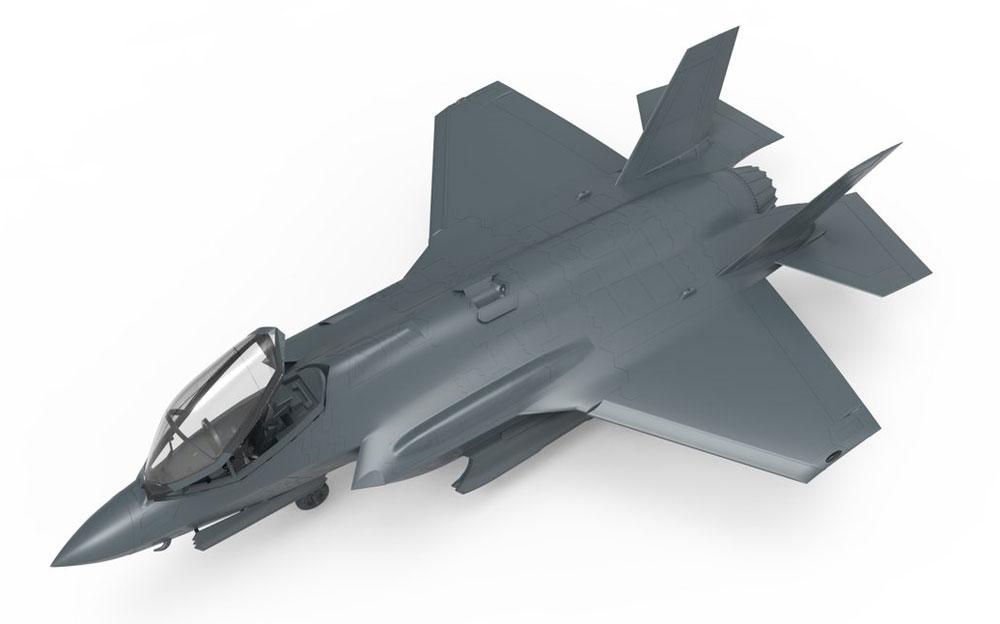 F-35A ライトニング 2 戦闘機プラモデル(MENG-MODELロンギセプス シリーズNo.LS-007)商品画像_2