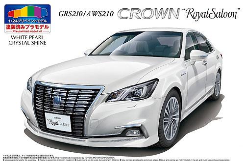トヨタ GRS210/AWS210 クラウン ロイヤルサルーンG