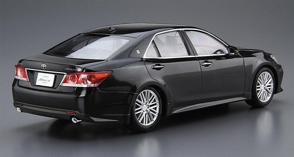 トヨタ GRS214/AWS210 クラウン アスリート '15 (プレシャスブラックパール)プラモデル(アオシマ1/24 プリペイントモデル シリーズNo.SP50835)商品画像_3