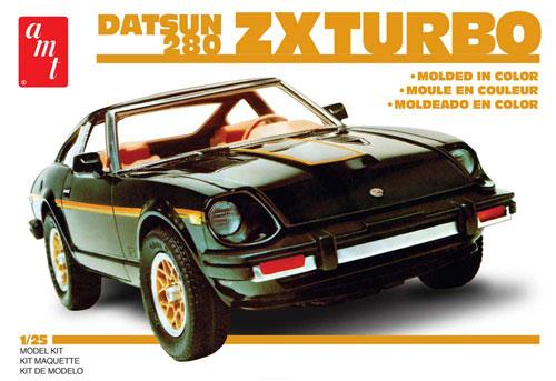 1980 ダットサン 280 ZX ターボプラモデル(amt1/25 カーモデルNo.AMT1043/12)商品画像