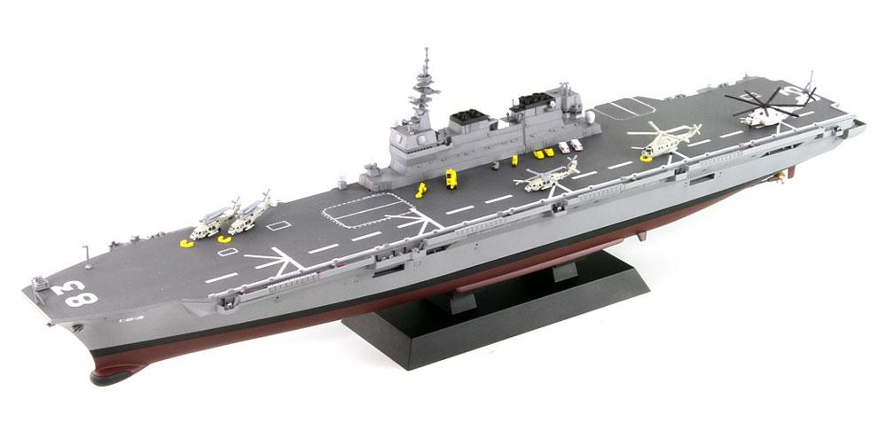 海上自衛隊 ヘリコプター搭載護衛艦 DDH-183 いずも完成品(ピットロード塗装済完成品モデルNo.JPM009)商品画像_1