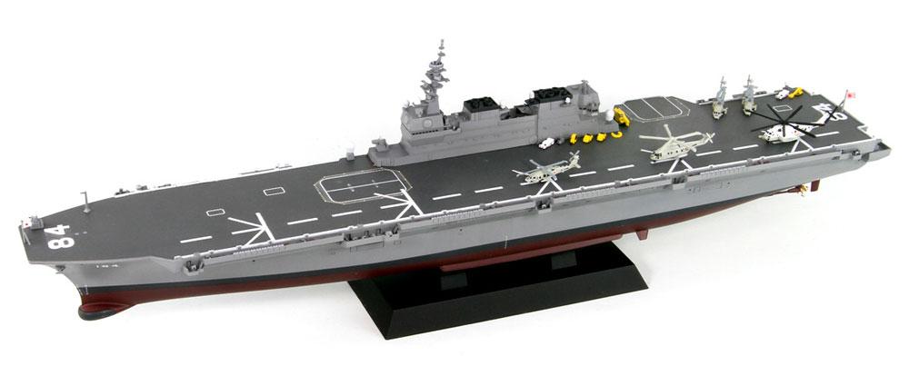 海上自衛隊 ヘリコプター搭載護衛艦 DDH-184 かが完成品(ピットロード塗装済完成品モデルNo.JPM010)商品画像_1
