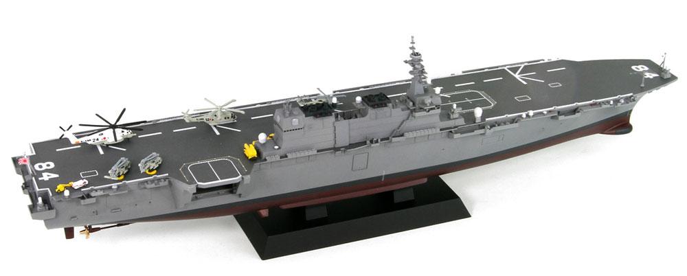 海上自衛隊 ヘリコプター搭載護衛艦 DDH-184 かが完成品(ピットロード塗装済完成品モデルNo.JPM010)商品画像_2
