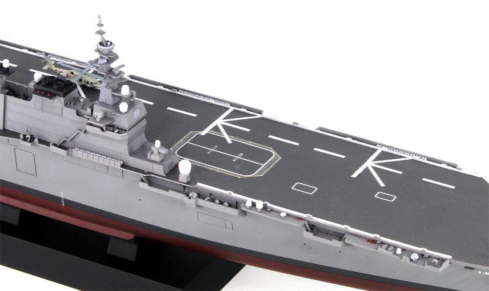 海上自衛隊 ヘリコプター搭載護衛艦 DDH-184 かが完成品(ピットロード塗装済完成品モデルNo.JPM010)商品画像_3