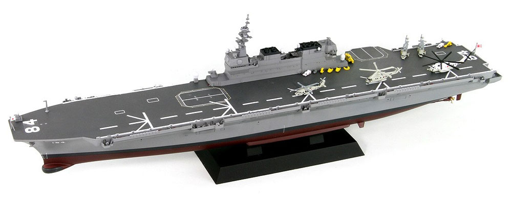 海上自衛隊 護衛艦 DDH-184 かがプラモデル(ピットロード1/700 塗装済み組み立てモデル (JP-×)No.JP-012)商品画像_1