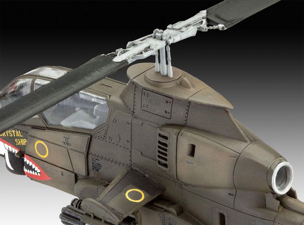 ベル AH-1G コブラプラモデル(レベル1/72 飛行機No.04956)商品画像_3