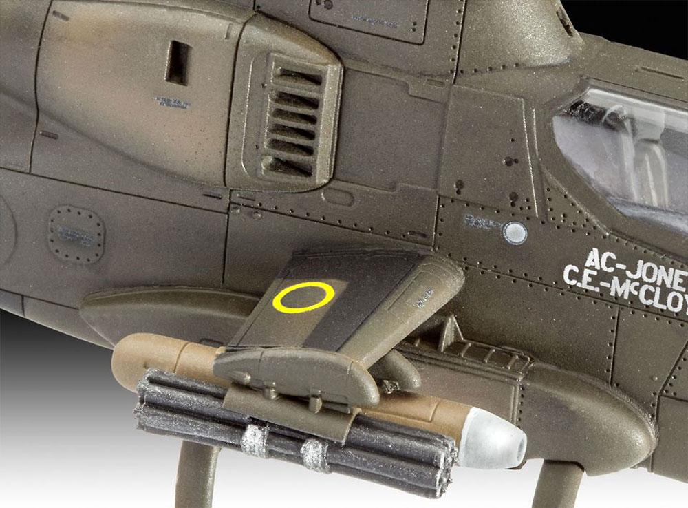 ベル AH-1G コブラプラモデル(レベル1/72 飛行機No.04956)商品画像_4