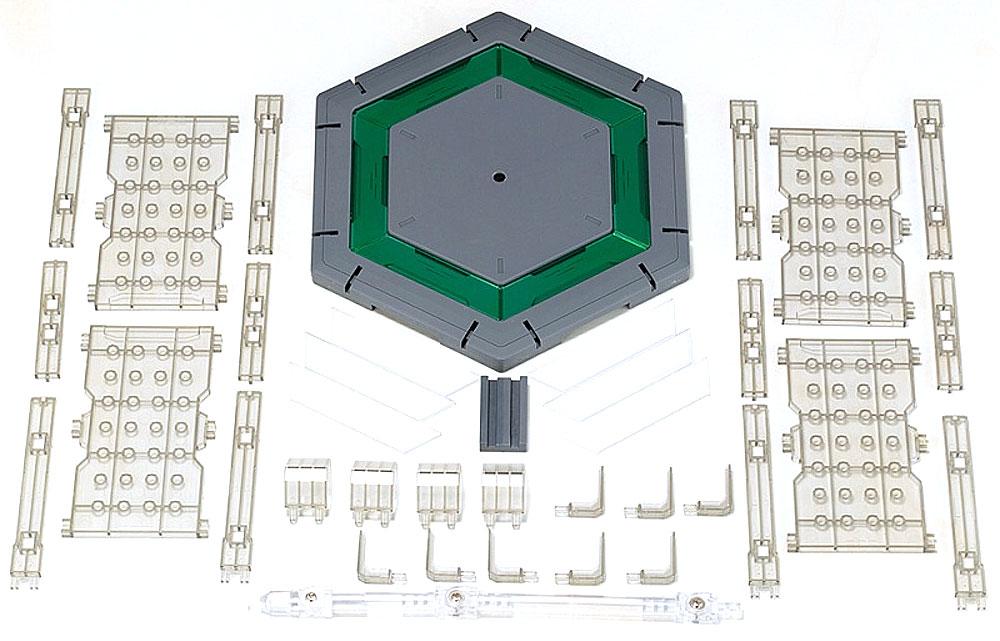 セッションベースプラモデル(コトブキヤフレームアームズ・ガールNo.FG036)商品画像_1