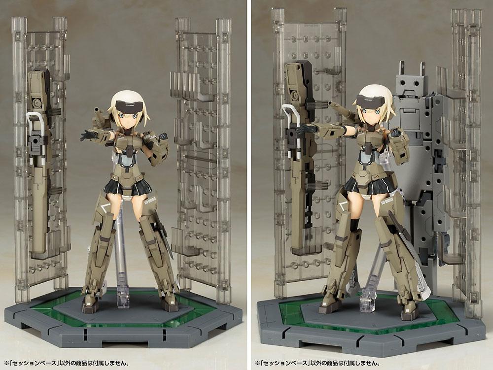 セッションベースプラモデル(コトブキヤフレームアームズ・ガールNo.FG036)商品画像_3
