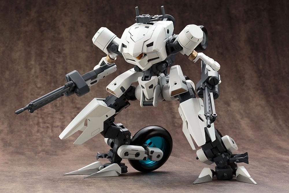 アームドブレイカープラモデル(コトブキヤギガンティックアームズNo.GT004)商品画像_3