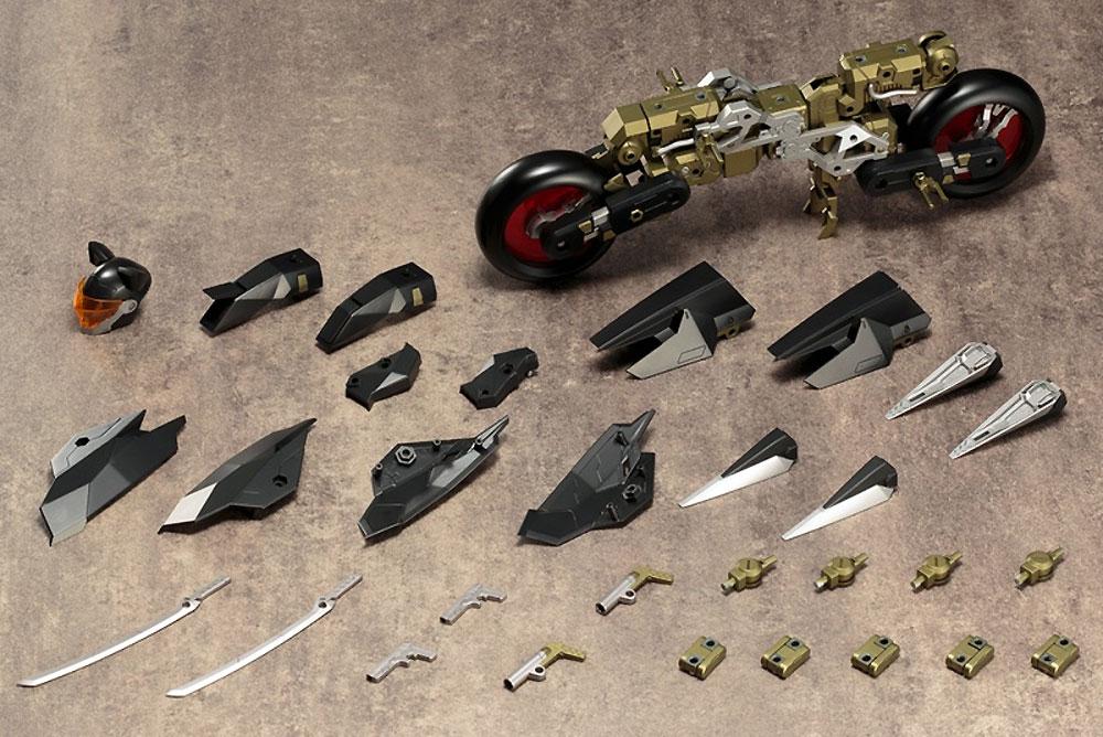 ラピッドレイダープラモデル(コトブキヤギガンティックアームズNo.GT006)商品画像_1