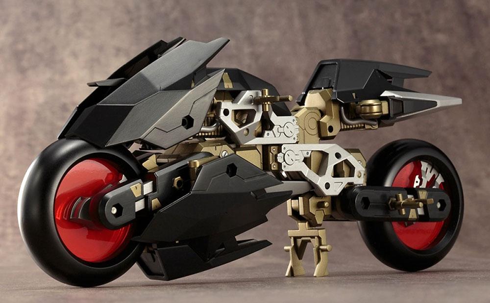 ラピッドレイダープラモデル(コトブキヤギガンティックアームズNo.GT006)商品画像_2