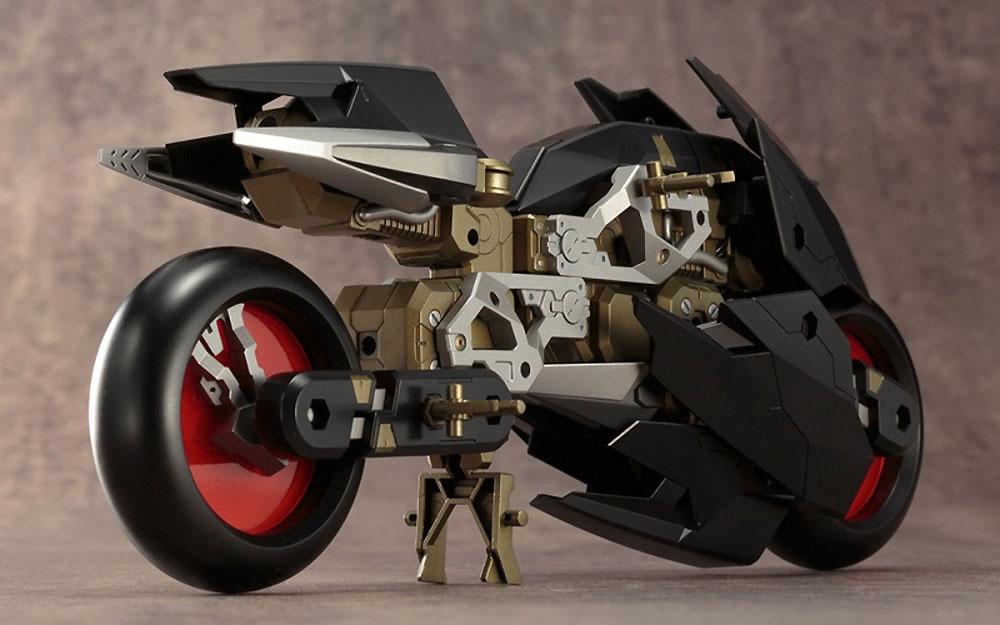 ラピッドレイダープラモデル(コトブキヤギガンティックアームズNo.GT006)商品画像_3