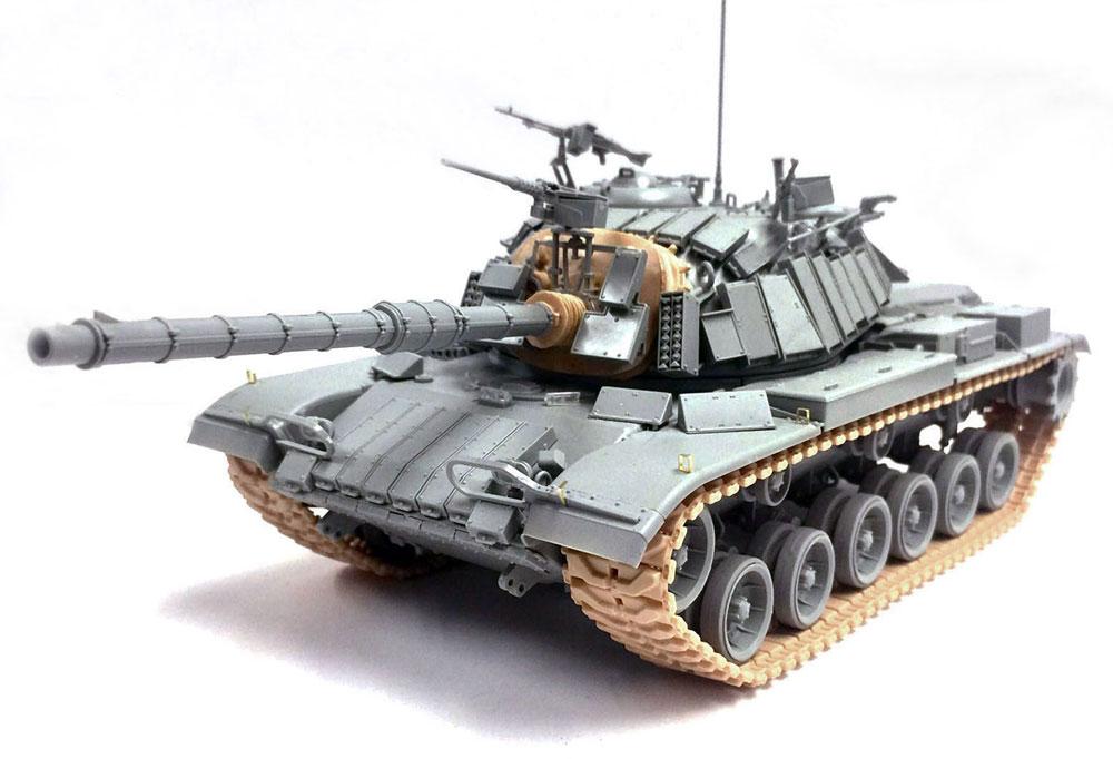 IDF M60 w/ERAプラモデル(ドラゴン1/35 MIDDLE EAST WAR SERIESNo.3581)商品画像_3
