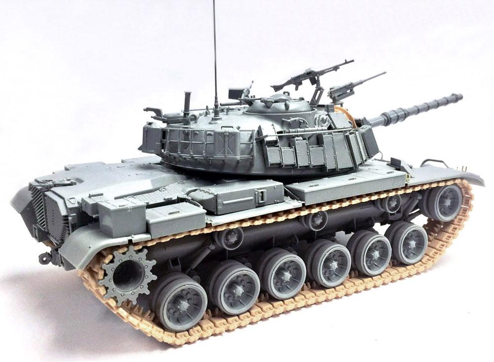 IDF M60 w/ERAプラモデル(ドラゴン1/35 MIDDLE EAST WAR SERIESNo.3581)商品画像_4