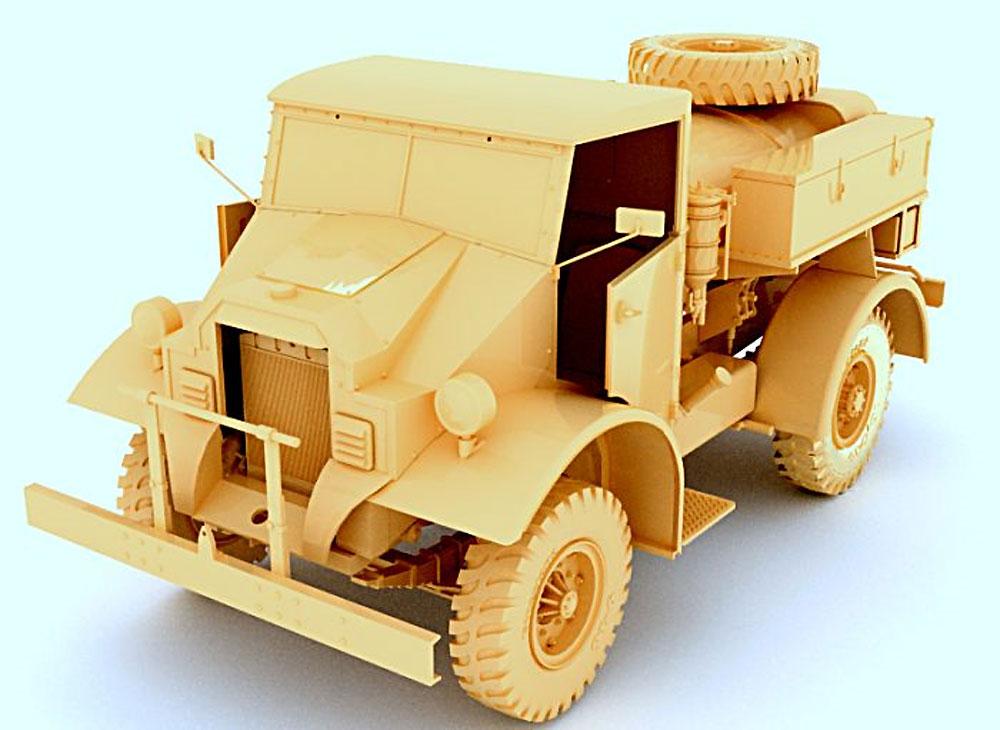 CMP F15 ウォーター トラック (No.11キャブ 15cwt 4X2)プラモデル(ミラーモデルズ1/35 AFVモデルNo.35166)商品画像_1