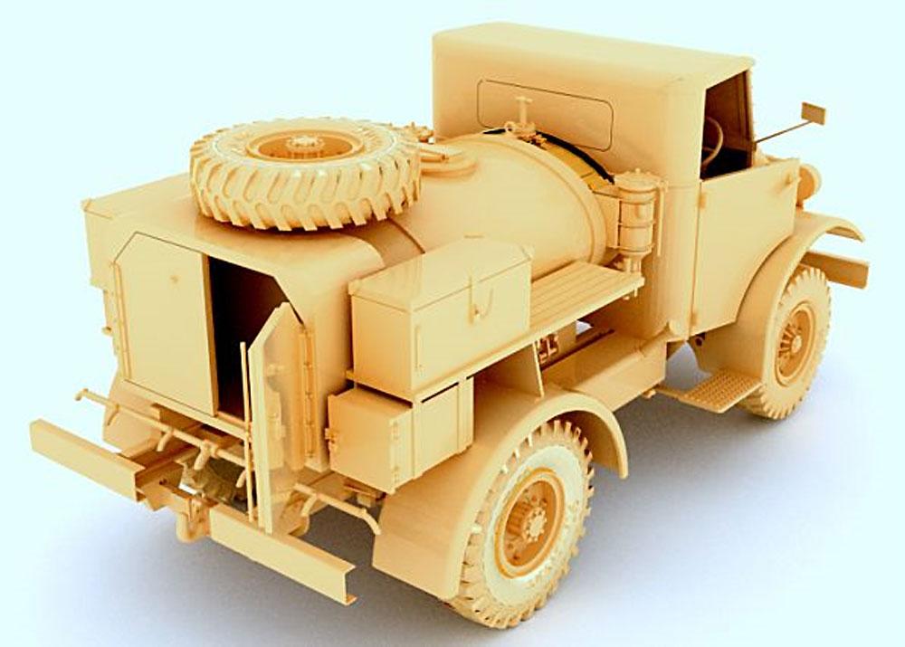 CMP F15 ウォーター トラック (No.11キャブ 15cwt 4X2)プラモデル(ミラーモデルズ1/35 AFVモデルNo.35166)商品画像_2