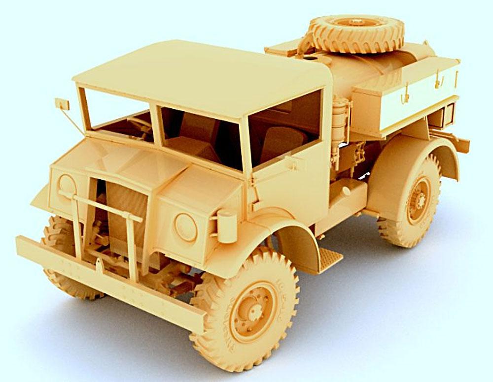 CMP F15A ウォーター トラック (No.13キャブ 15cwt 4X4)プラモデル(ミラーモデルズ1/35 AFVモデルNo.35167)商品画像_1