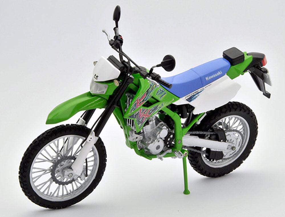 カワサキ KLX250 ファイナル・エディション完成品(トミーテック1/12 オートバイNo.26427)商品画像_2