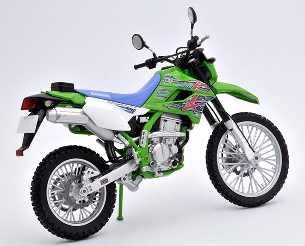 カワサキ KLX250 ファイナル・エディション完成品(トミーテック1/12 オートバイNo.26427)商品画像_3
