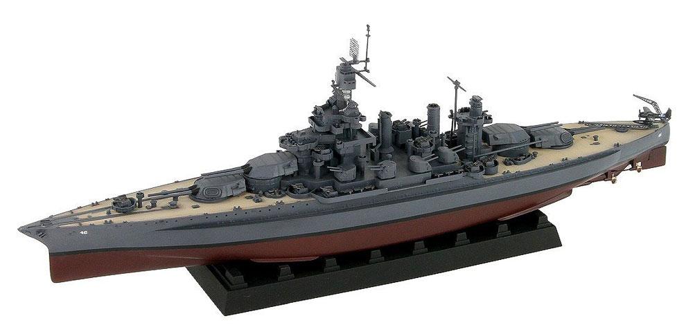 アメリカ海軍 コロラド級戦艦 BB-46 メリーランド 1945プラモデル(ピットロード1/700 スカイウェーブ W シリーズNo.W199)商品画像_2