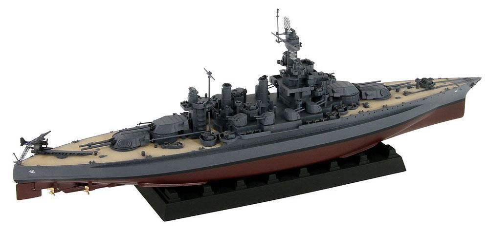 アメリカ海軍 コロラド級戦艦 BB-46 メリーランド 1945プラモデル(ピットロード1/700 スカイウェーブ W シリーズNo.W199)商品画像_3
