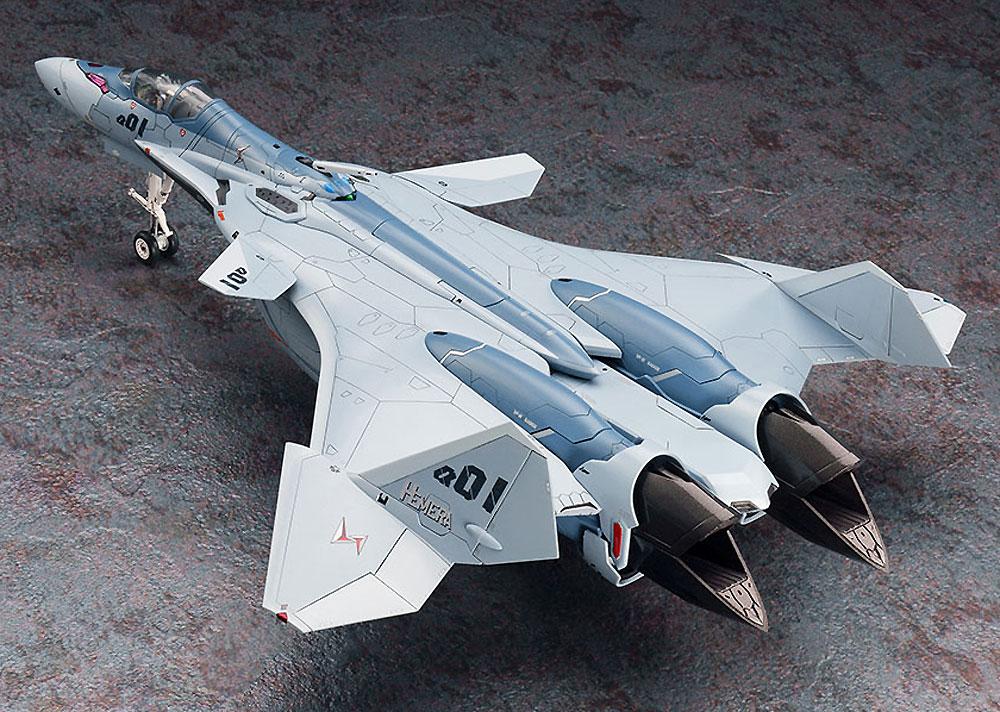 VF-31A カイロス マクロスΔプラモデル(ハセガワ1/72 マクロスシリーズNo.65838)商品画像_3