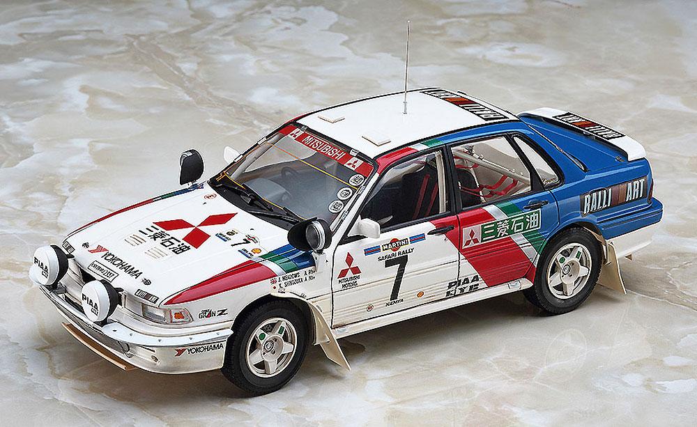 三菱 ギャラン VR-4 1992 サファリラリープラモデル(ハセガワ1/24 自動車 限定生産No.20307)商品画像_3