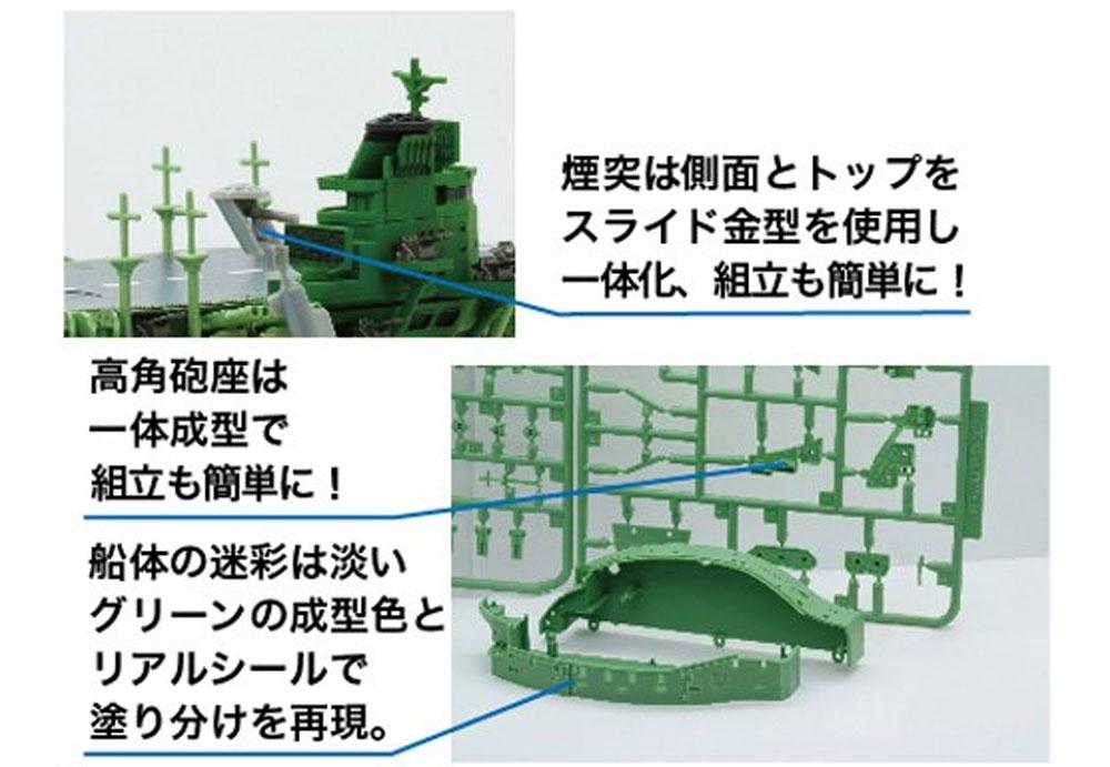 ちび丸艦隊 信濃プラモデル(フジミちび丸艦隊 シリーズNo.ちび丸-035)商品画像_2