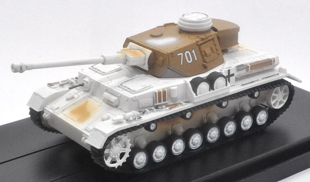 ドイツ 4号戦車G型 1943年ハリコフ 第3SS装甲擲弾兵 トーテンコップ師団 第7装甲連隊 701号車完成品(ドラゴン1/72 ドラゴンアーマーシリーズNo.60700)商品画像_2