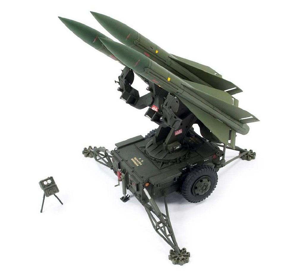 MIM-23 ホークミサイルプラモデル(AFV CLUB1/35 AFV シリーズNo.AF35283)商品画像_2