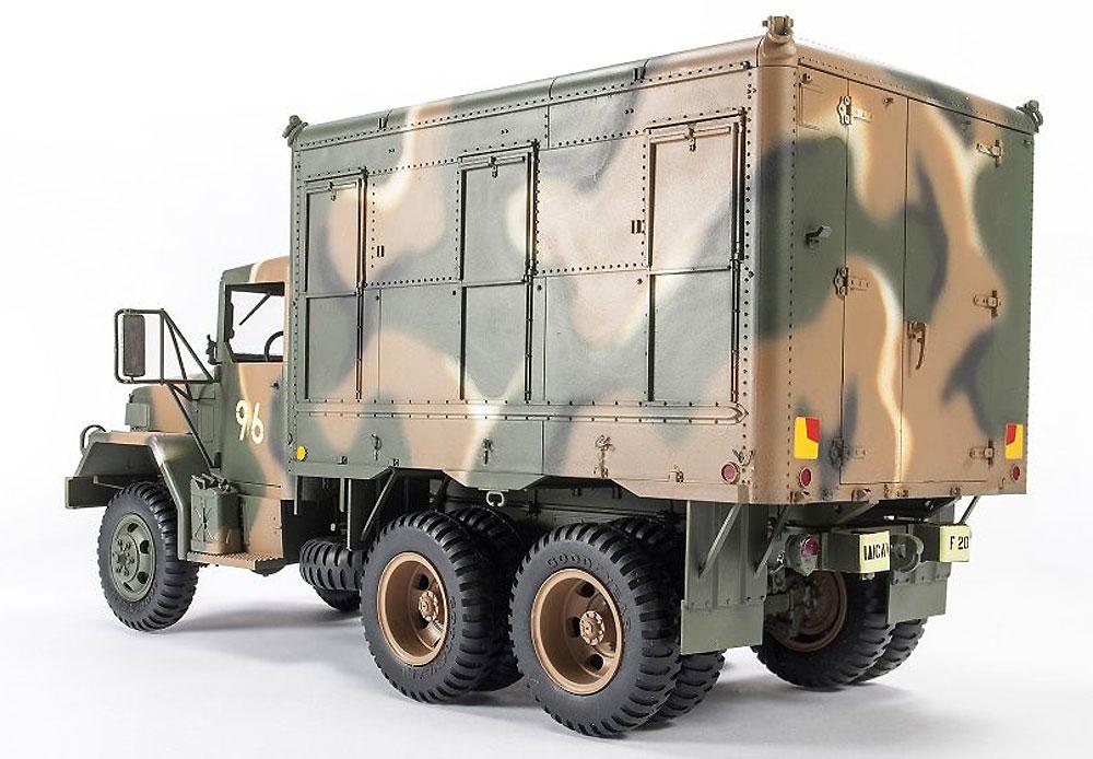 M109A3 パネルバン型 カーゴトラックプラモデル(AFV CLUB1/35 AFV シリーズNo.AF35304)商品画像_3