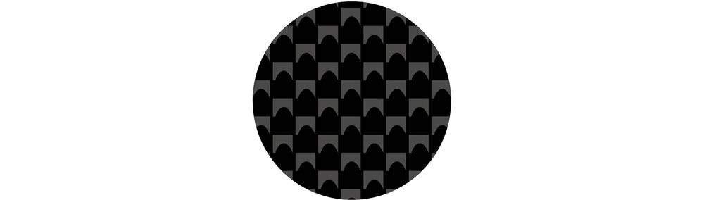 カーボンスライドマーク (平織り 細目)デカール(タミヤディテールアップパーツシリーズNo.12679)商品画像_2