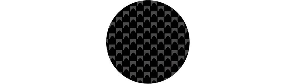 カーボンスライドマーク (平織り 極細)デカール(タミヤディテールアップパーツシリーズNo.12680)商品画像_2