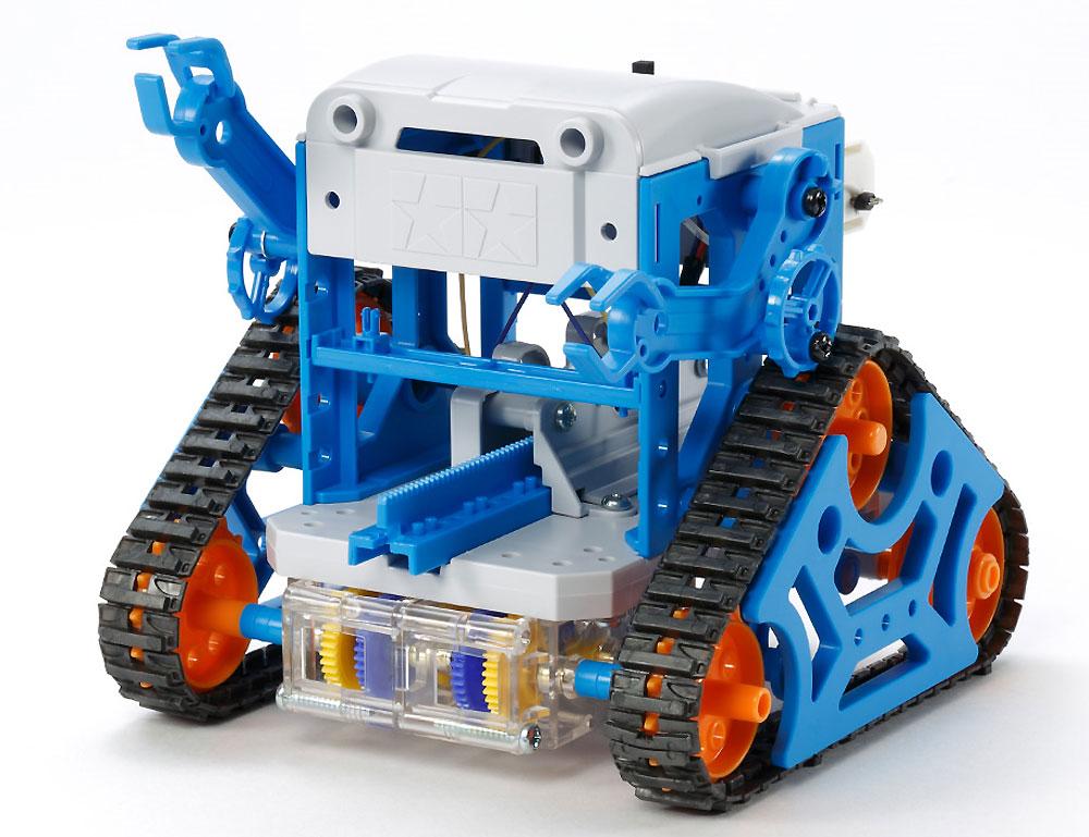 カムプログラムロボット 工作セット工作キット(タミヤ楽しい工作シリーズNo.70227)商品画像_2