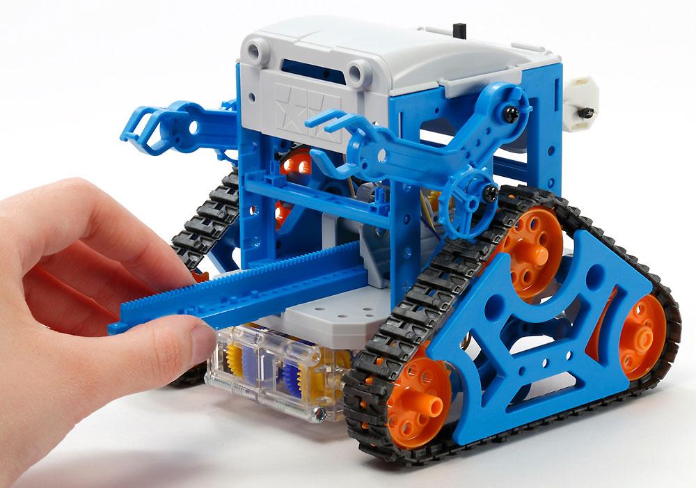カムプログラムロボット 工作セット工作キット(タミヤ楽しい工作シリーズNo.70227)商品画像_3