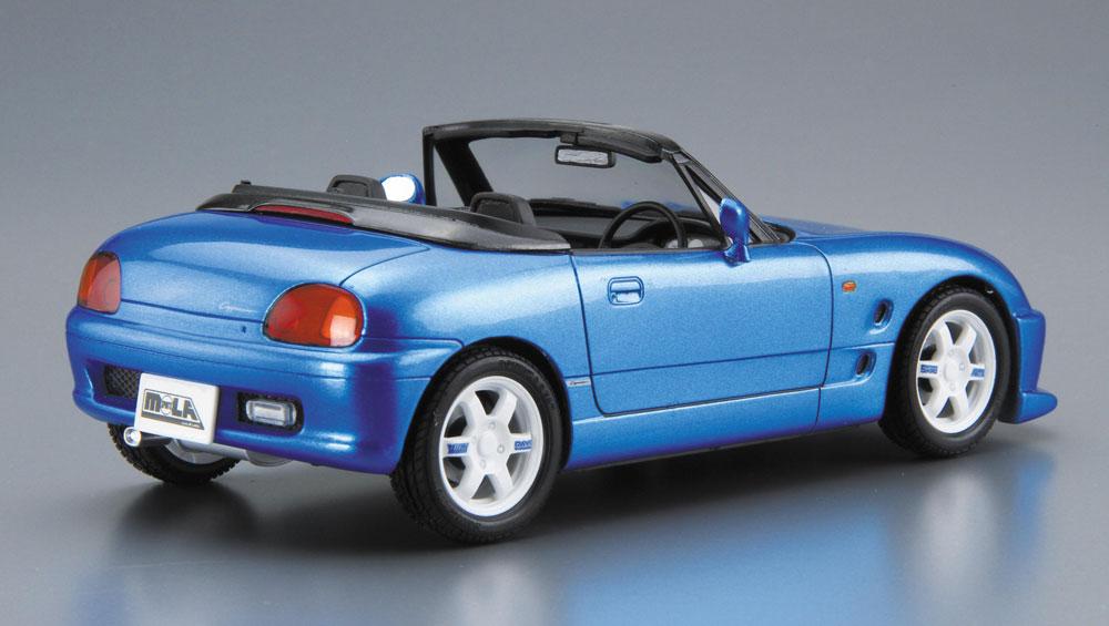モーラスポーツ EA11R カプチーノ '91 (スズキ)プラモデル(アオシマ1/24 ザ・チューンドカーNo.037)商品画像_3
